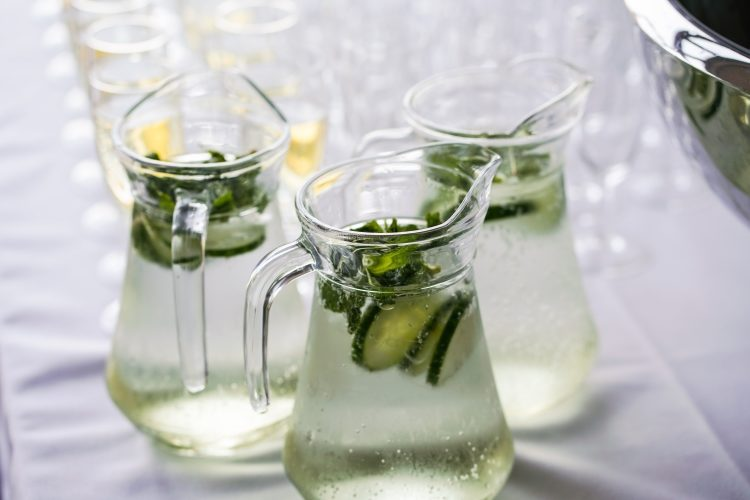 Cucumber Water To Stay Hydrated