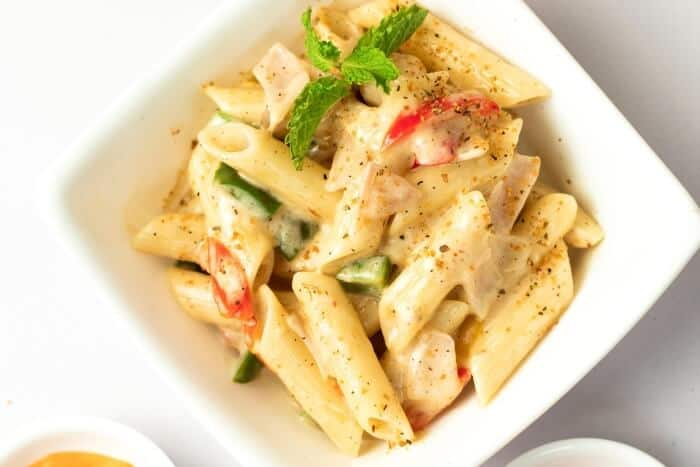 Easy And Healthy Pasta