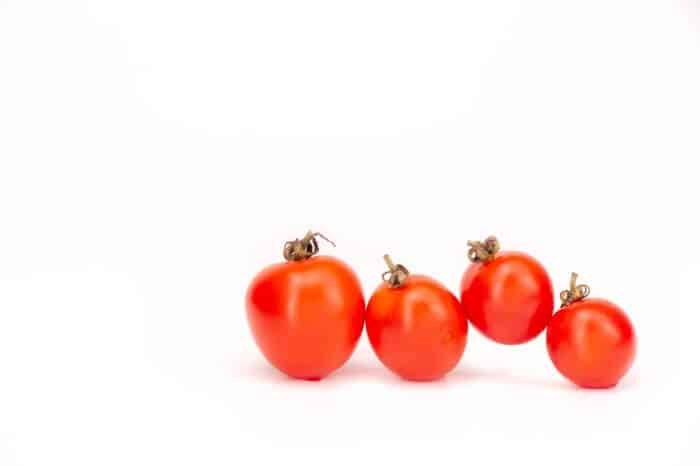 Tomato For A Face Mask