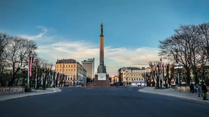 Visiting Riga