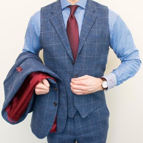 man vest styles