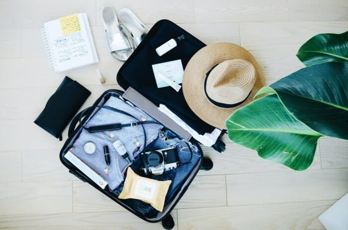 pack your suitcase better